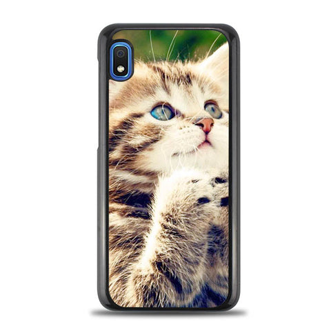 Prayer cat Z0249 Samsung Galaxy A10E Case