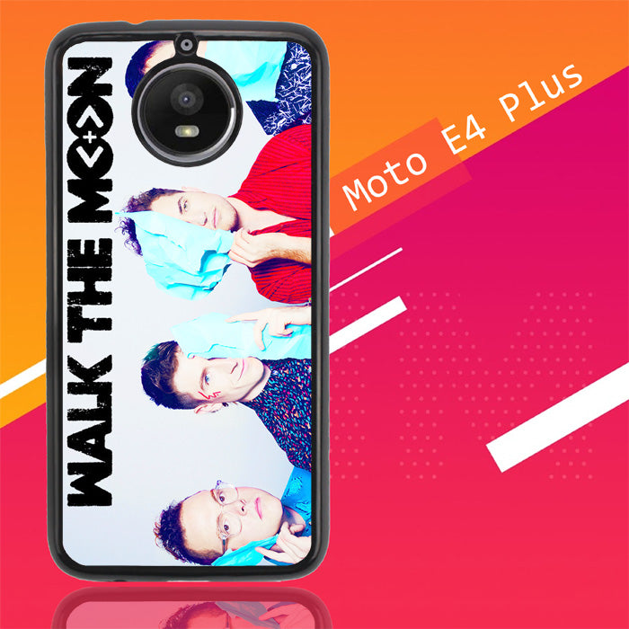 Walk The Moon Band Z0447 Motorola Moto E4 Plus Case Christmas Gifts | Xmas Presents and Gift Ideas-Motorola Moto E4 Plus-Recovery Case