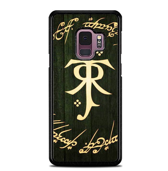 LORD OF THE RING SYMBOL Z1090 Samsung Galaxy S9 Case
