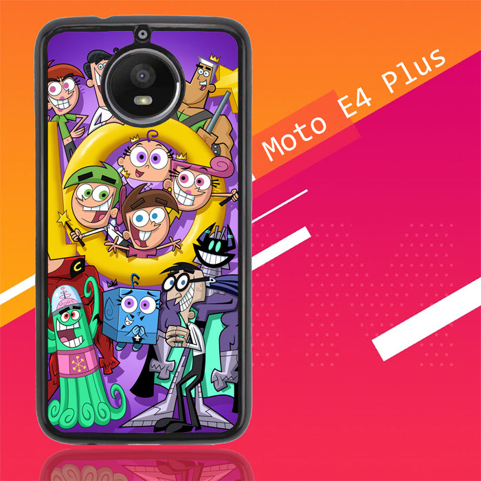 The Fairly Oddparents Poster Z1321 Motorola Moto E4 Plus Case Christmas Gifts | Xmas Presents and Gift Ideas-Motorola Moto E4 Plus-Recovery Case
