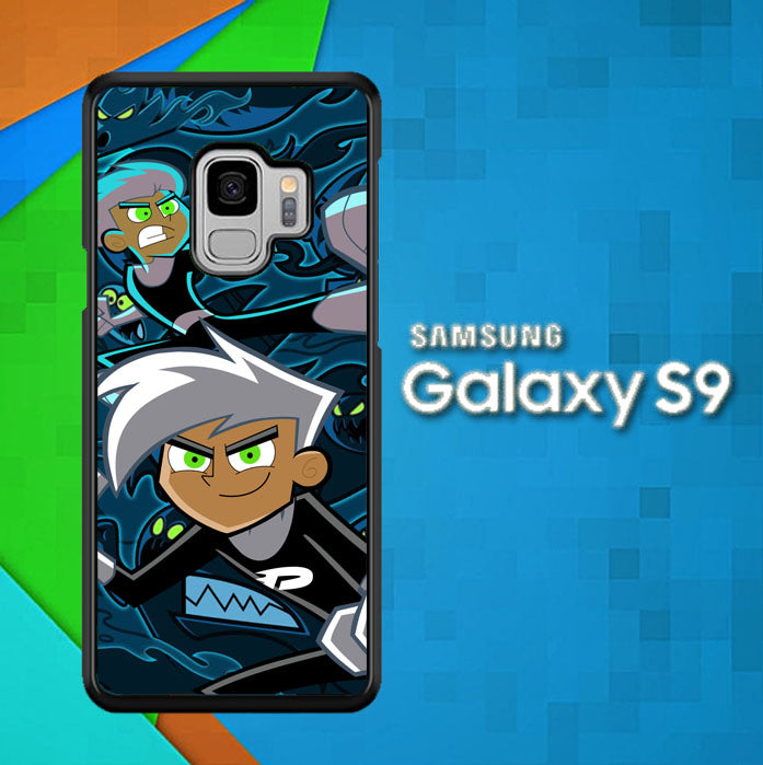 danny phantom Z2659 Samsung Galaxy S9 Case New Year Gifts 2020-Samsung Galaxy S9 Cases-Recovery Case