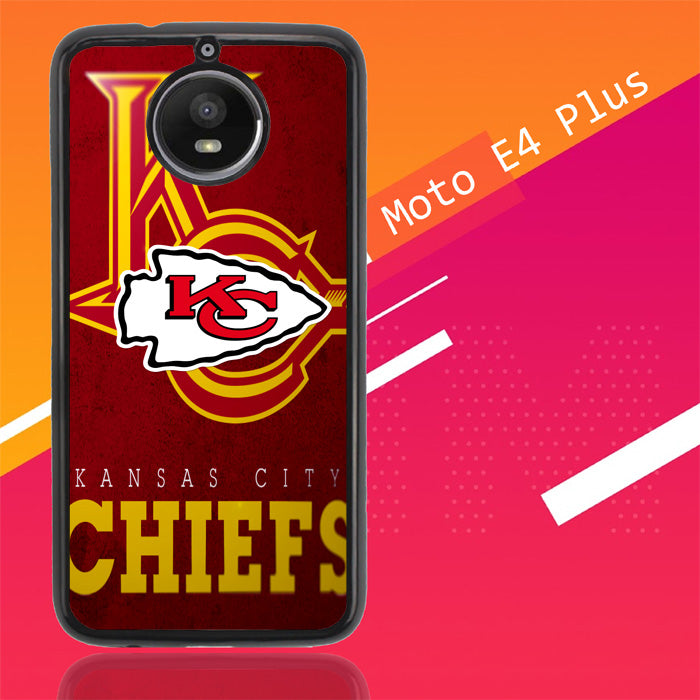 Kansas City Chiefs Z3011 Motorola Moto E4 Plus Case New Year Gifts 2020-Motorola Moto E4 Plus-Recovery Case