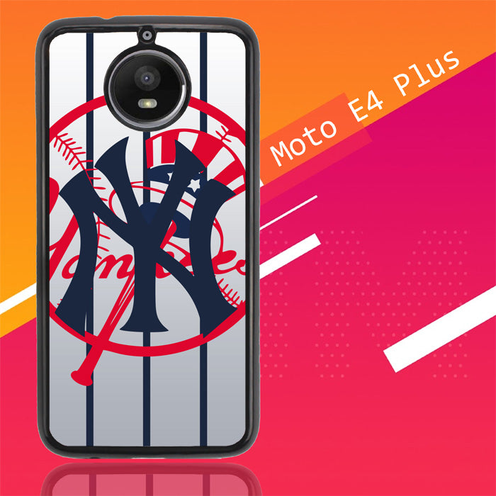 New York Yankees Z3124 Motorola Moto E4 Plus Case New Year Gifts 2020-Motorola Moto E4 Plus-Recovery Case