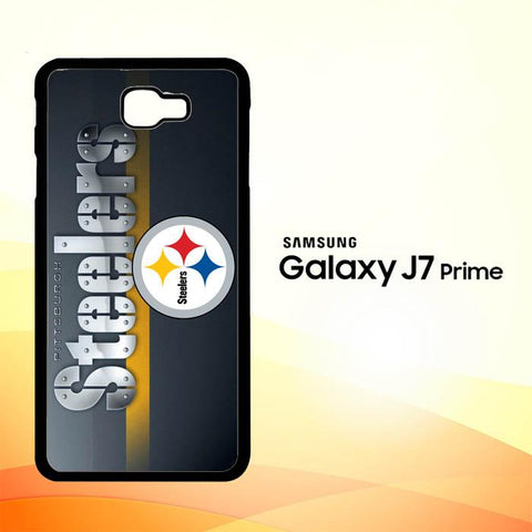 Pittsburgh Steelers Z3159 Samsung Galaxy J7 V , J7 Sky Pro, J7 Prime, J7 Perx 2017 SM J727 Case Cover Cases
