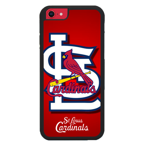 St. Louis Cardinals Z3212 iPhone SE 2nd Generation 2020 Case