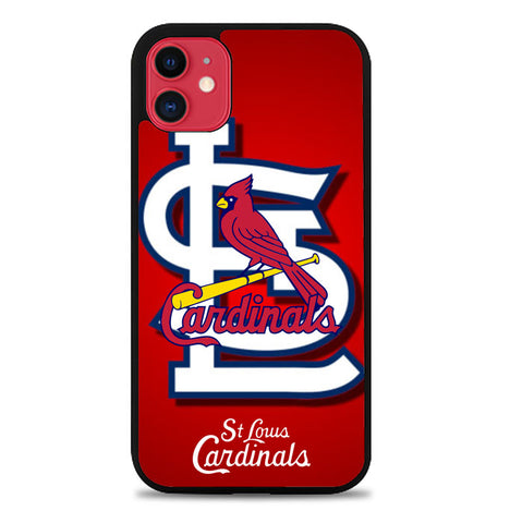 St. Louis Cardinals Z3212 iPhone 11 Case
