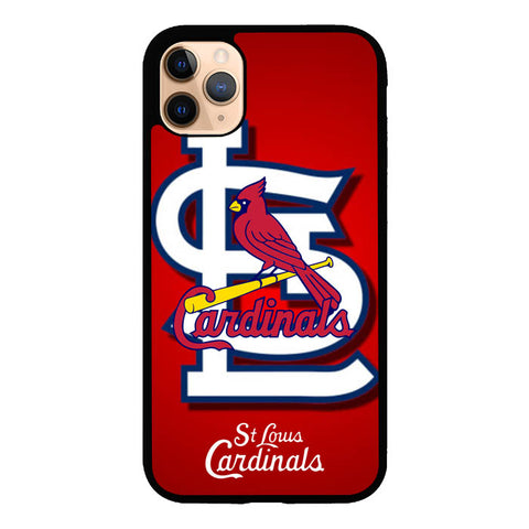 St. Louis Cardinals Z3212 iPhone 11 Pro Max Case