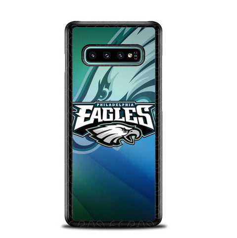 Philadelphia Eagles Z3357 Samsung Galaxy S10 Plus Cover Cases