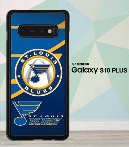 St Louis Blues Logo Z3363 Samsung Galaxy S10 Plus Cover Cases