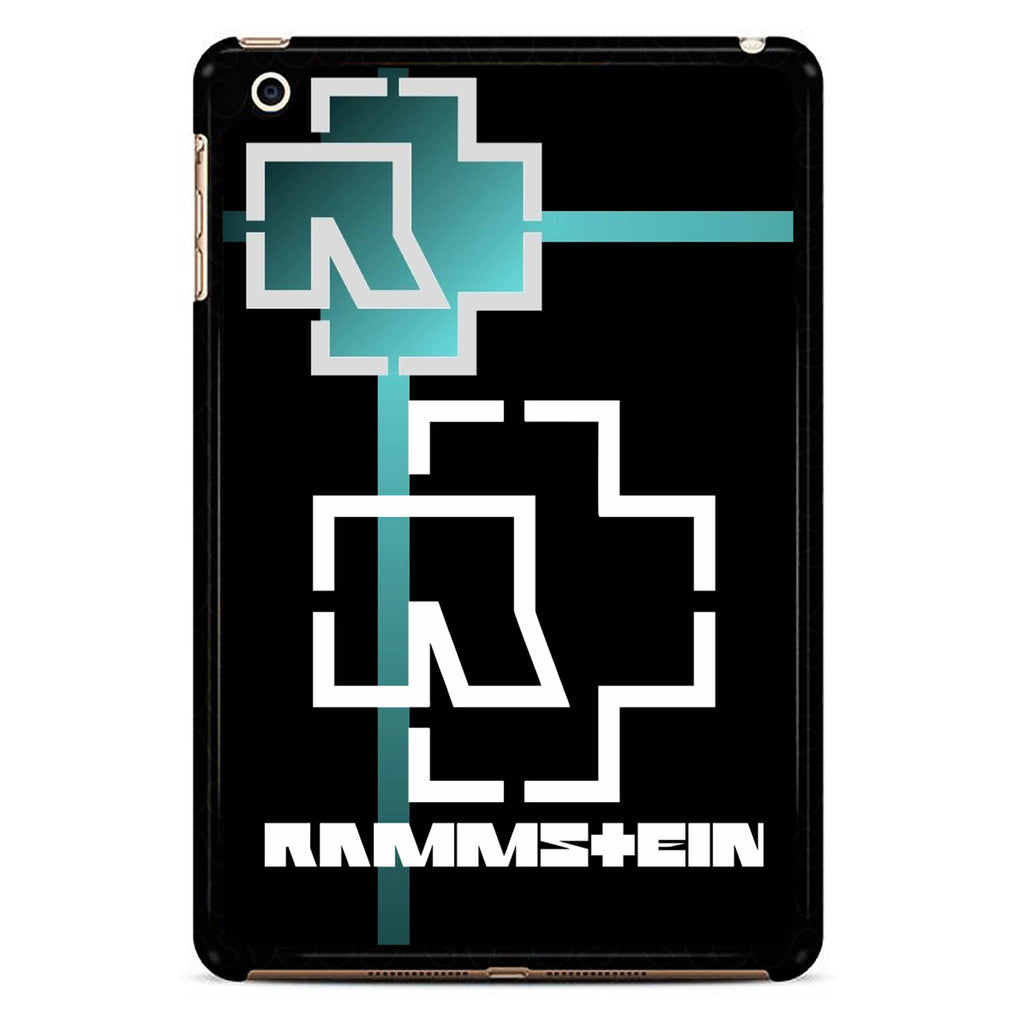 Rammstein Logo Z3536 iPad Mini 4 Case New Year Gifts 2020-iPad Mini 4-Recovery Case
