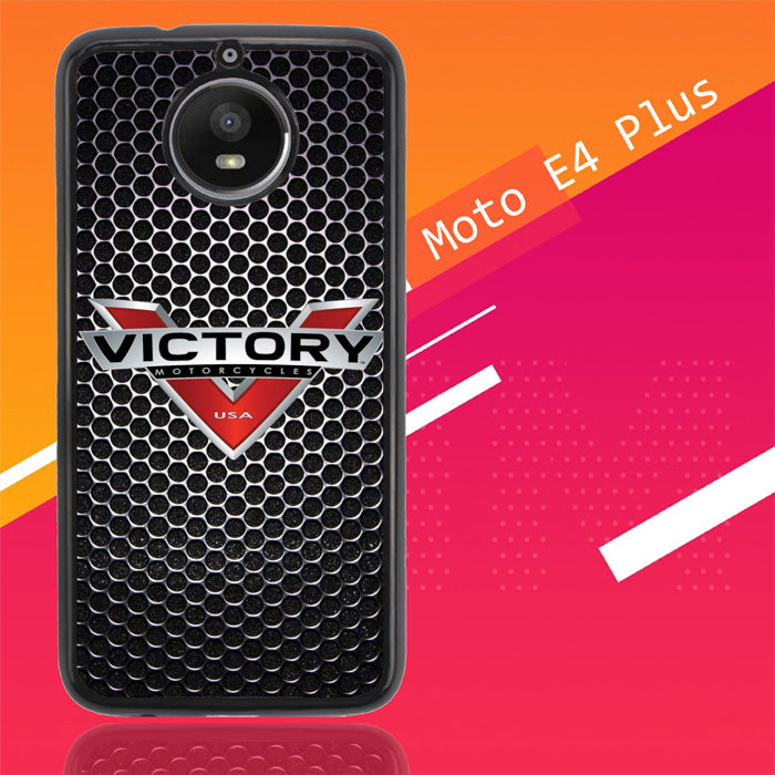 Victory Motorcycle Logo Z3877 Motorola Moto E4 Plus Case Christmas Gifts | Xmas Presents and Gift Ideas-Motorola Moto E4 Plus-Recovery Case