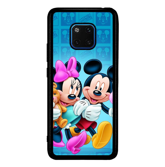 mickey mouse Z3982 Huawei Mate 20 Pro Case