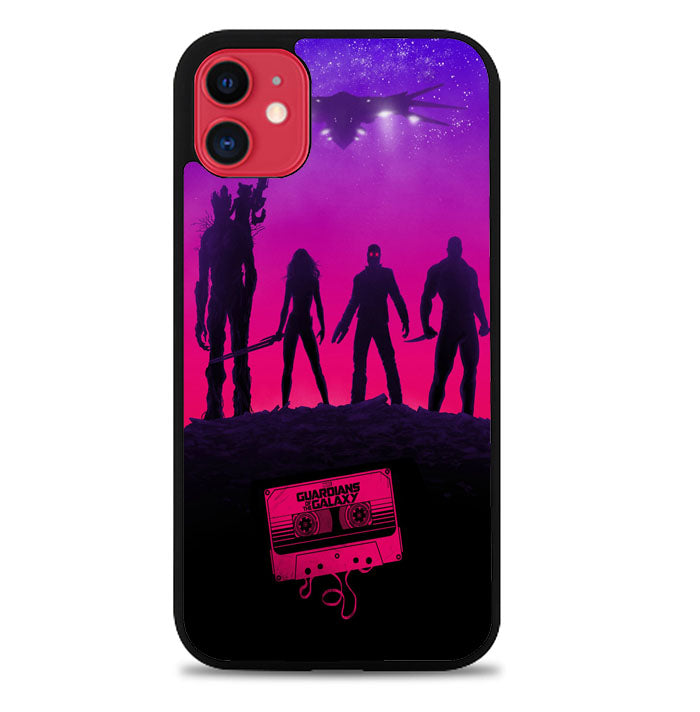 guardians of the galaxy Z4100 iPhone 11 Case
