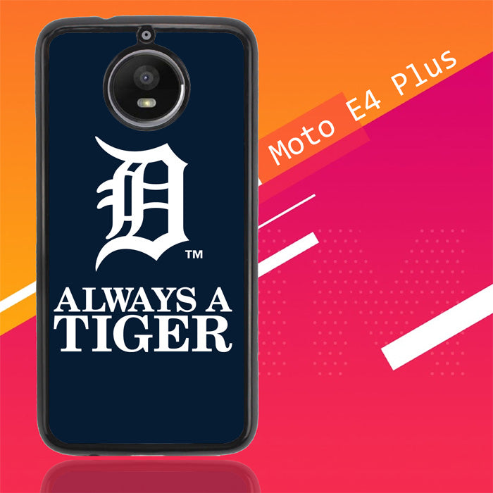 Detroit Tiger Z4155 Motorola Moto E4 Plus Case New Year Gifts 2020-Motorola Moto E4 Plus-Recovery Case