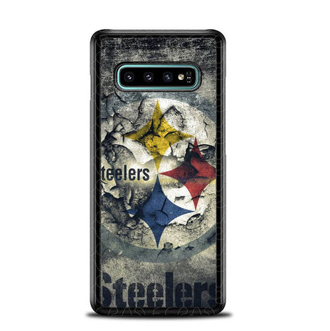 Pittsburgh Steelers Z4854 Samsung Galaxy S10 Plus Cover Cases