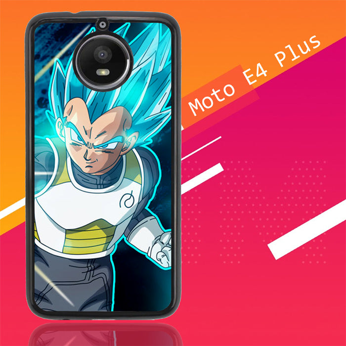 Vegeta Super Saiyan God Blue Z5039 Motorola Moto E4 Plus Case Christmas Gifts | Xmas Presents and Gift Ideas-Motorola Moto E4 Plus-Recovery Case