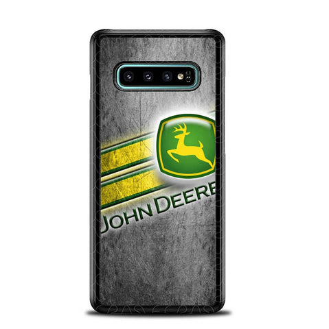 john deere logo Z5040 Samsung Galaxy S10 Plus Cover Cases