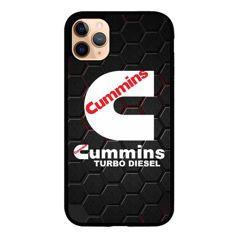 Cummins Turbo Diesel  Z5409 iPhone 11 Pro Max Case