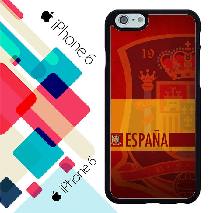 Spain logo world cup Z7034 iPhone 6 | 6S Case New Year Gifts 2020-iPhone 6 | 6S Cases-Recovery Case