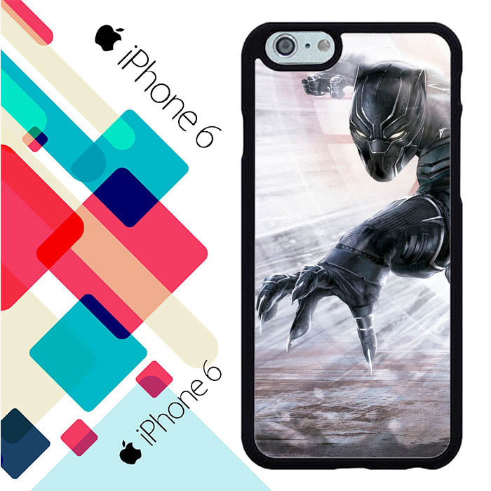 Black Panther Z7073 iPhone 6 | 6S Case New Year Gifts 2020-iPhone 6 | 6S Cases-Recovery Case