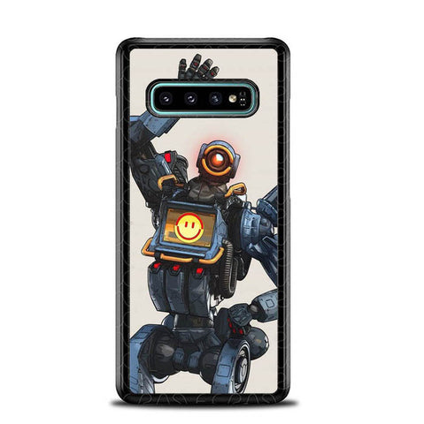 apex legends pathfinder Z4205 Samsung Galaxy S10 Plus Cover Cases
