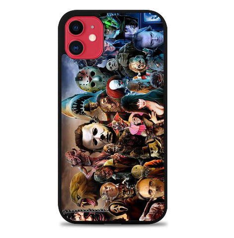 Classic Horror Z4468 iPhone 11 Case