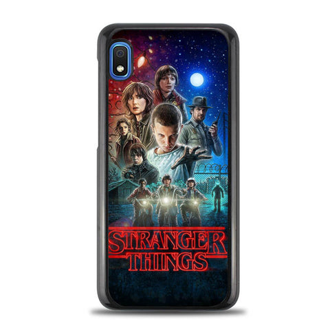 stranger things season 3 Z4484 Samsung Galaxy A10E Case