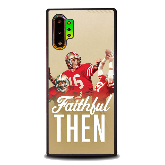 49ers Fans Z4695 Samsung Galaxy Note 10 Plus Case New Year Gifts 2020-Samsung Galaxy Note 10 Plus Case-Recovery Case