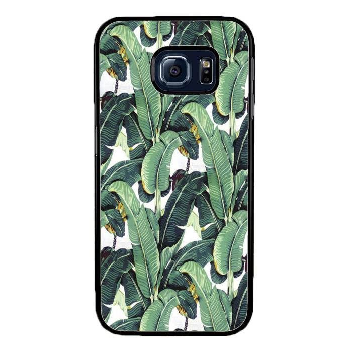 Beverly Hills Hotel Martinique patern Samsung Galaxy S7 Edge Case New Year Gifts 2020-Samsung Galaxy S7 Edge Cases-Recovery Case
