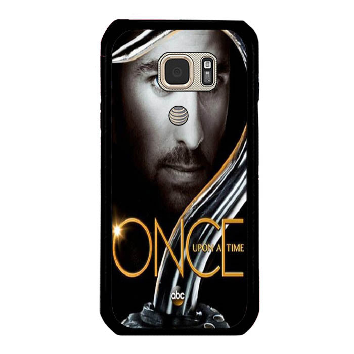 Once Upon A Time Captain Hook Samsung Galaxy S7 Active Case New Year Gifts 2020-Samsung Galaxy S7 Active Cases-Recovery Case