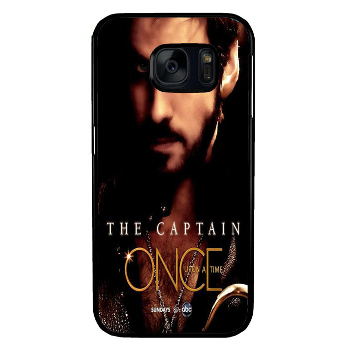 Once Upon A Time Captain Hook cover Samsung Galaxy S7 Case New Year Gifts 2020-Samsung Galaxy S7 Cases-Recovery Case