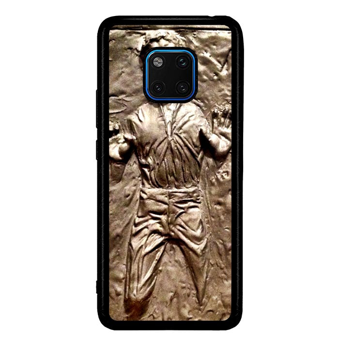 Star Wars Han Solo In Carbonite Huawei Mate 20 Pro Case