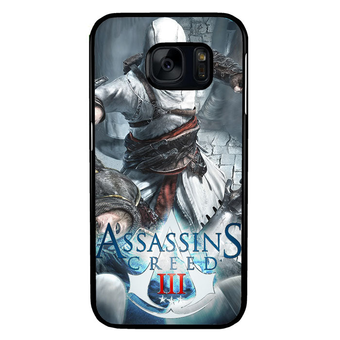 3D Video Game Action Assassin's Creed Samsung Galaxy S7 Case New Year Gifts 2020-Samsung Galaxy S7 Cases-Recovery Case