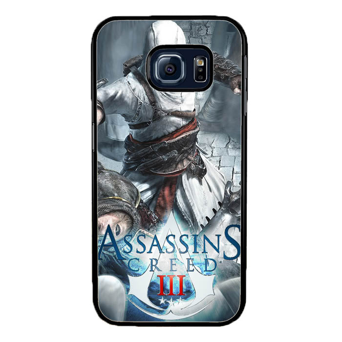 3D Video Game Action Assassin's Creed Samsung Galaxy S7 Edge Case New Year Gifts 2020-Samsung Galaxy S7 Edge Cases-Recovery Case