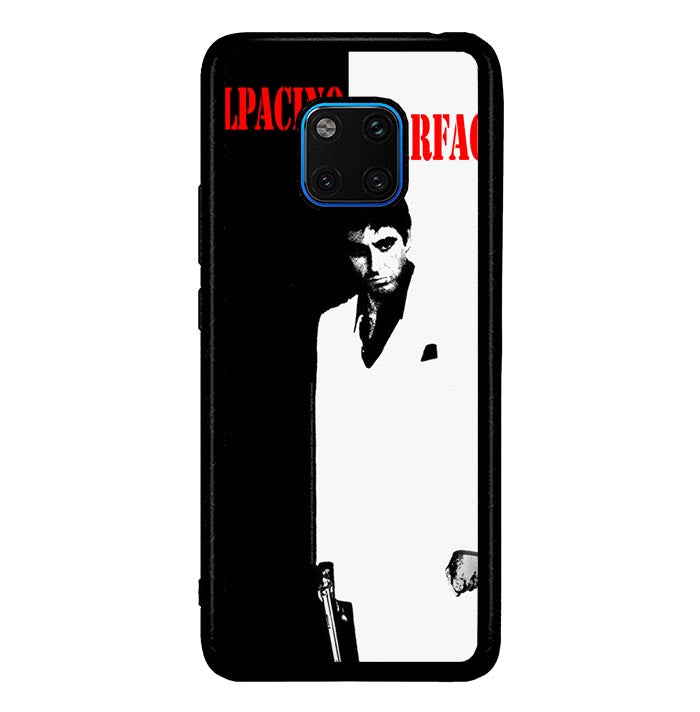 Al Pacino Scarface Action Movie Huawei Mate 20 Pro Case