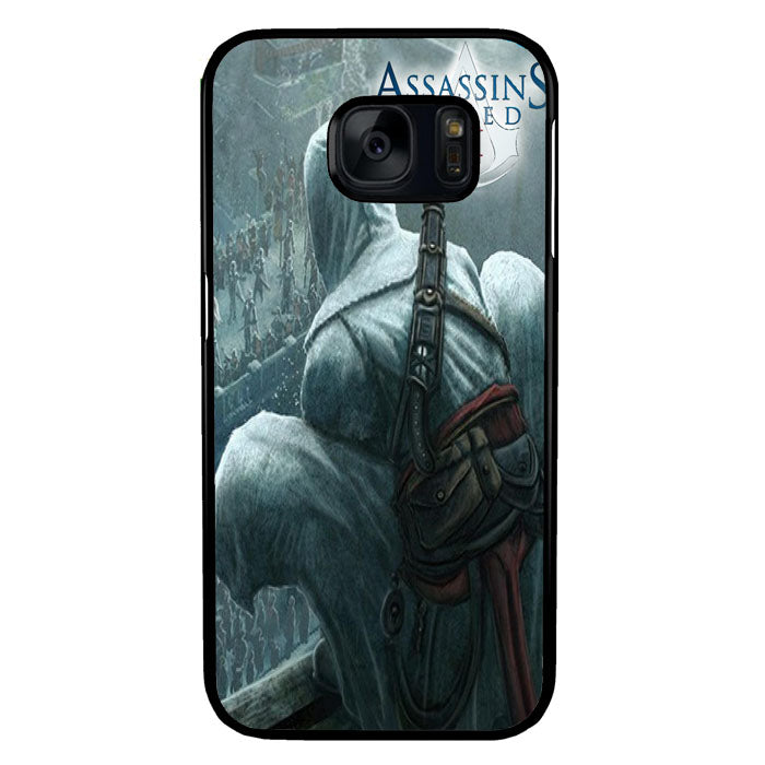Assassin's Creed 3D Action Video Game Samsung Galaxy S7 Case New Year Gifts 2020-Samsung Galaxy S7 Cases-Recovery Case