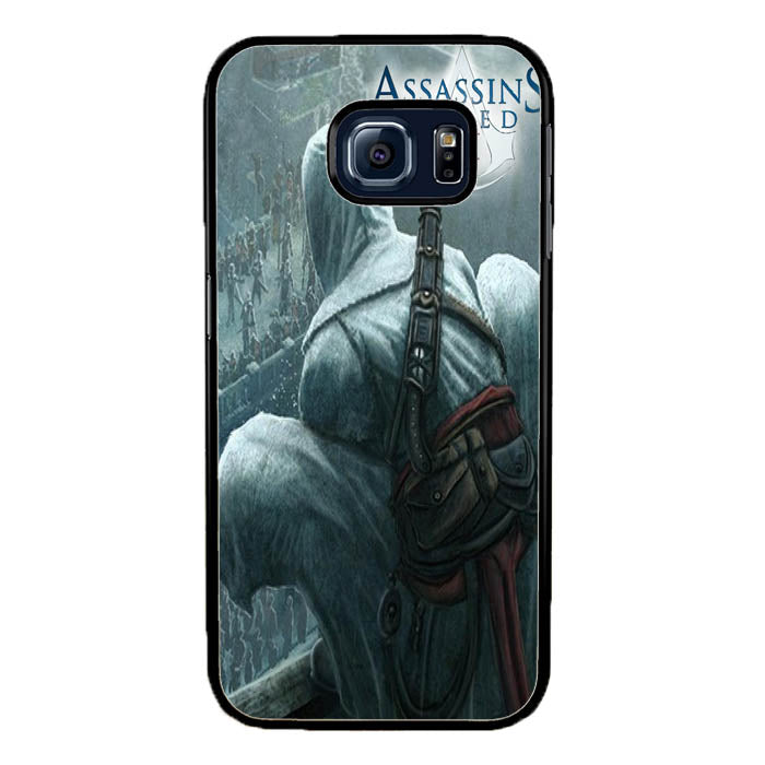 Assassin's Creed 3D Action Video Game Samsung Galaxy S7 Edge Case New Year Gifts 2020-Samsung Galaxy S7 Edge Cases-Recovery Case