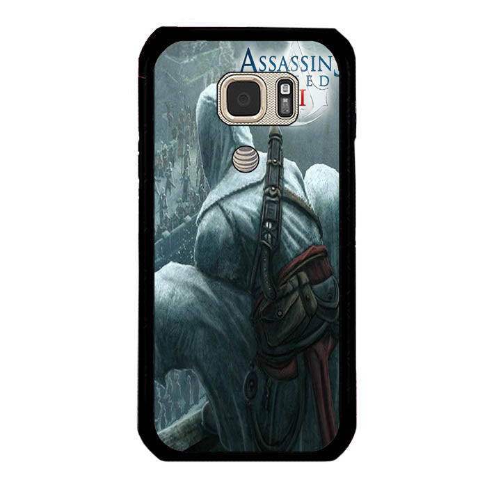 Assassin's Creed 3D Action Video Game Samsung Galaxy S7 Active Case New Year Gifts 2020-Samsung Galaxy S7 Active Cases-Recovery Case