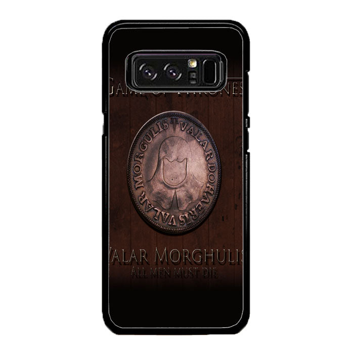 medal on wood not real Samsung Galaxy Note 8 Case New Year Gifts 2020-Samsung Galaxy Note 8 Cases-Recovery Case