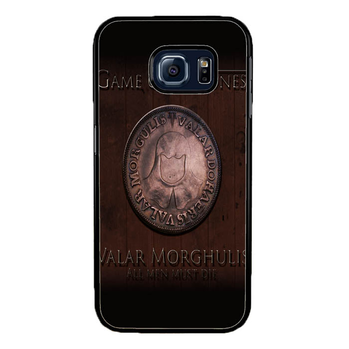 medal on wood not real Samsung Galaxy S7 Edge Case New Year Gifts 2020-Samsung Galaxy S7 Edge Cases-Recovery Case