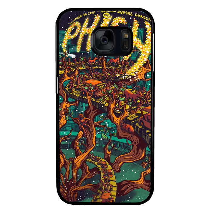 Phish Tour Poster Samsung Galaxy S7 Case New Year Gifts 2020-Samsung Galaxy S7 Cases-Recovery Case