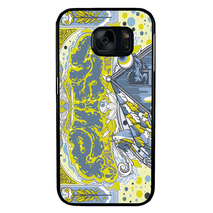 Phish Tour cover Samsung Galaxy S7 Case New Year Gifts 2020-Samsung Galaxy S7 Cases-Recovery Case
