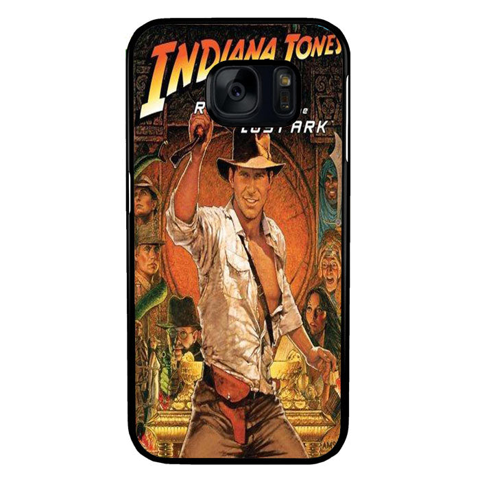 Indiana Jones - Raider of the Lost Ark cover Samsung Galaxy S7 Case New Year Gifts 2020-Samsung Galaxy S7 Cases-Recovery Case