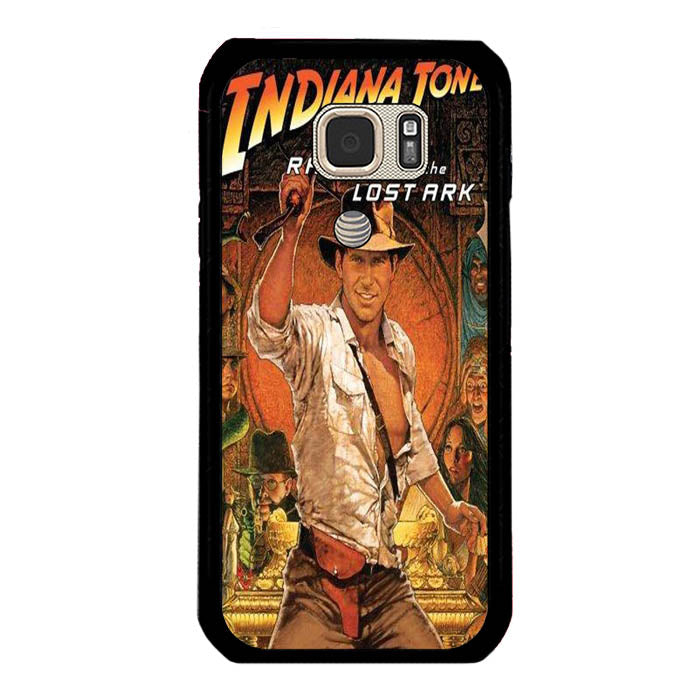Indiana Jones - Raider of the Lost Ark cover Samsung Galaxy S7 Active Case New Year Gifts 2020-Samsung Galaxy S7 Active Cases-Recovery Case
