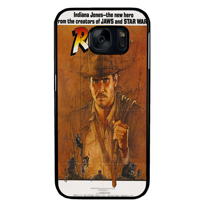 Indiana Jones - Raider of the Lost Ark Samsung Galaxy S7 Case New Year Gifts 2020-Samsung Galaxy S7 Cases-Recovery Case