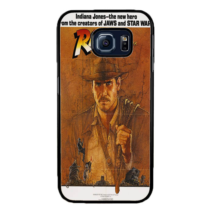 Indiana Jones - Raider of the Lost Ark Samsung Galaxy S7 Edge Case New Year Gifts 2020-Samsung Galaxy S7 Edge Cases-Recovery Case