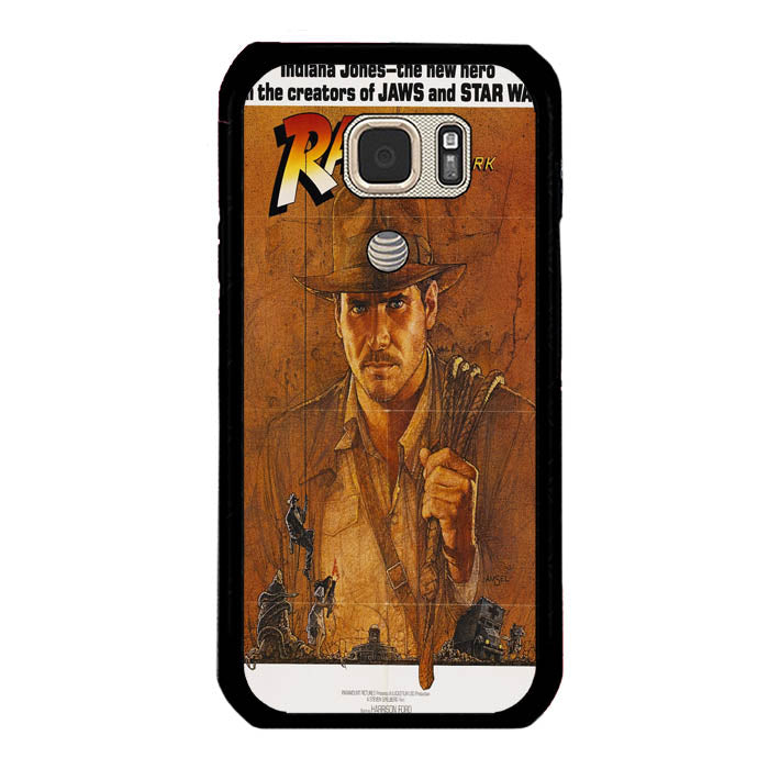 Indiana Jones - Raider of the Lost Ark Samsung Galaxy S7 Active Case New Year Gifts 2020-Samsung Galaxy S7 Active Cases-Recovery Case