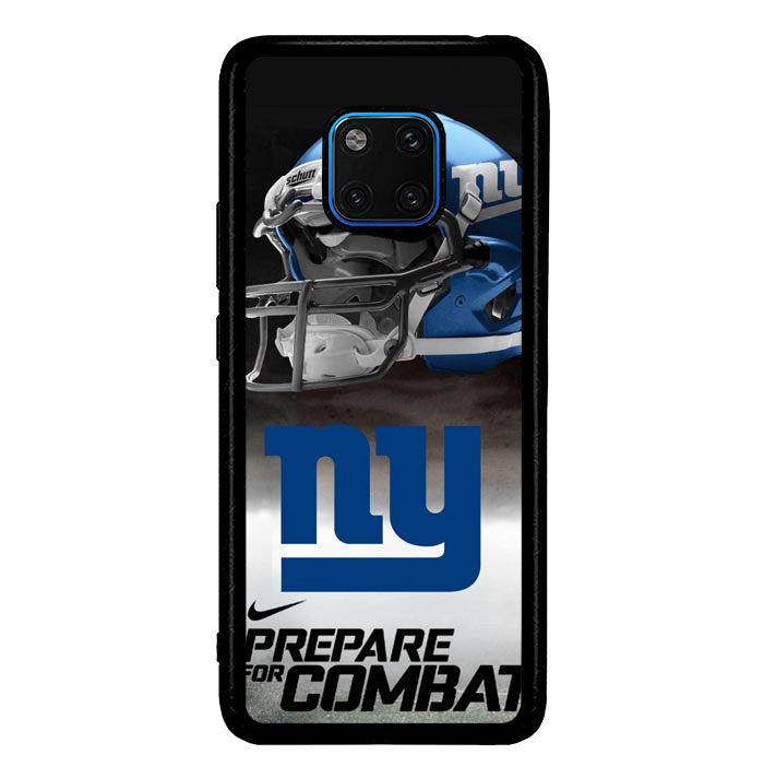 New York Giants NFL Prepare For Combat Logo Huawei Mate 20 Pro Case