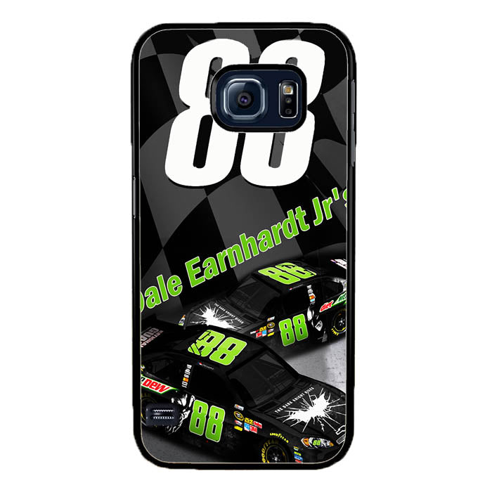 Dale Earnhardt Jr's 88 Nascar Sonoma Samsung Galaxy S7 Edge Case New Year Gifts 2020-Samsung Galaxy S7 Edge Cases-Recovery Case