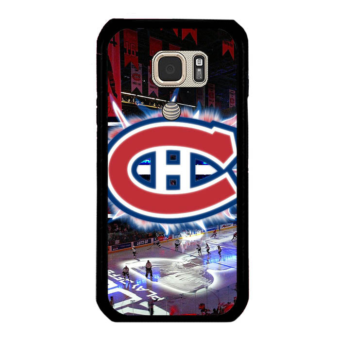 Montreal Canadiens-Ice Hockey Team Samsung Galaxy S7 Active Case New Year Gifts 2020-Samsung Galaxy S7 Active Cases-Recovery Case